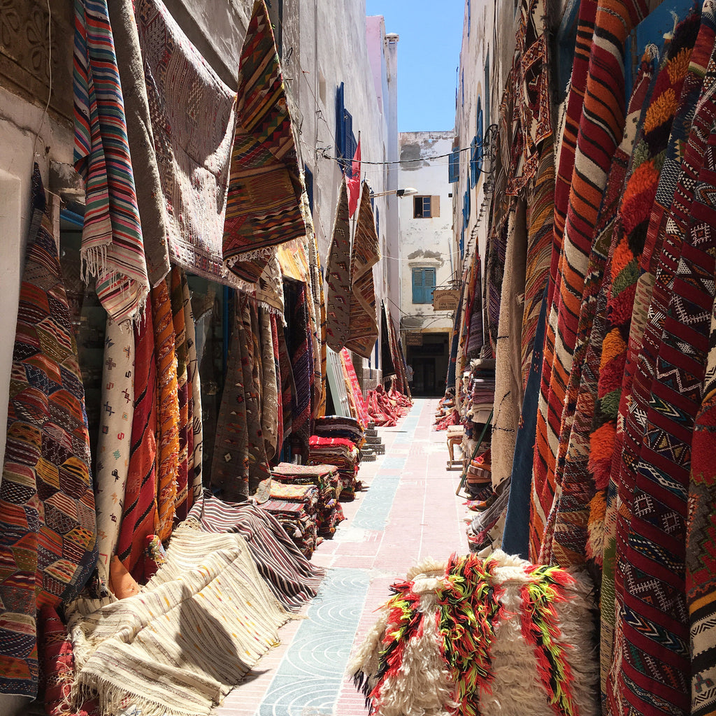 A Beginner's Guide to Moroccan Rugs