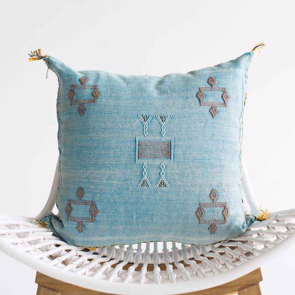 Harbor Sabra Silk Pillow