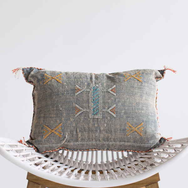 Levi Sabra Silk Pillow
