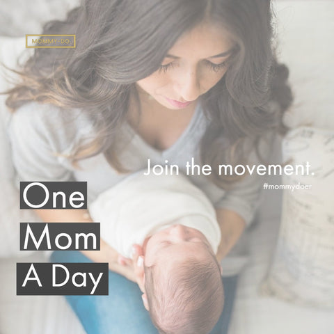 One Mom A Day- Join the Movement