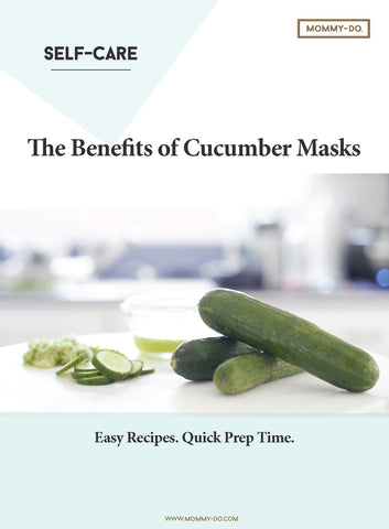 Face Masks- The Benefits of Cucumber