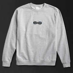 INFINITY WORDMARK - FLEECE CREW