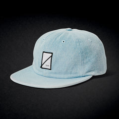 EDITION SYMBOL - DENIM 6-PANEL HAT