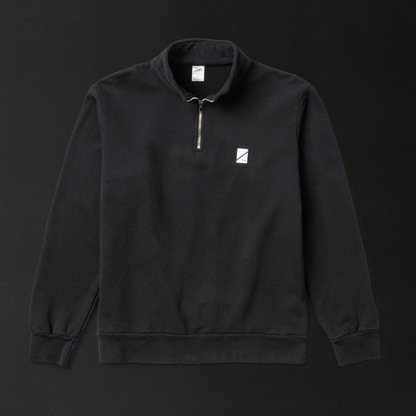 WORDMARK - QUARTER-ZIP