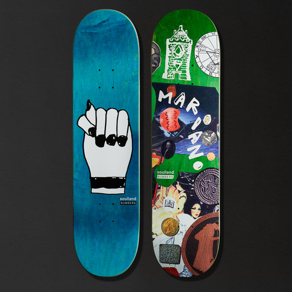 MARIANO DECK - EDITION 7 - 8.1""