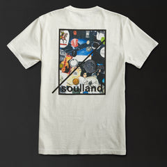 SOULLAND COLLAGE - S/S T-SHIRT