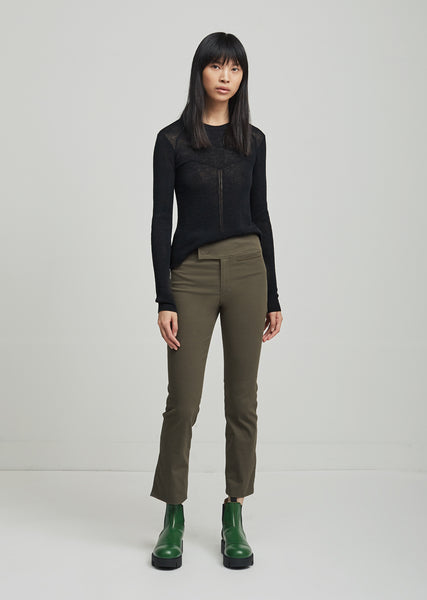 Ludlow New Stretch Cotton Trousers