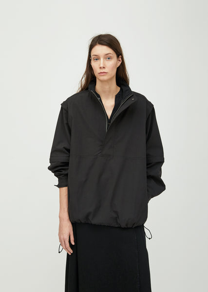 Detachable Sleeve Windbreaker