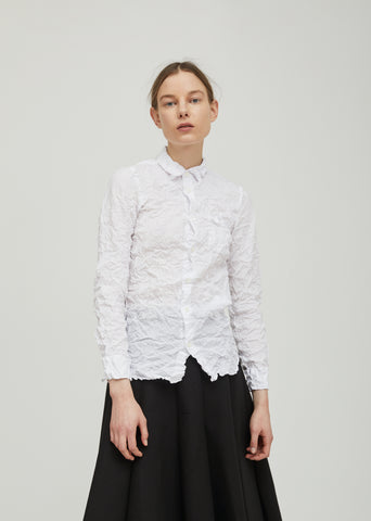 Cotton Broad Treated Shirt