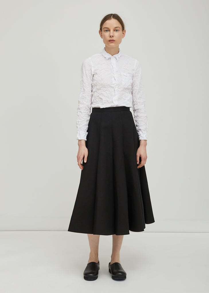 Cotton Bonded Skirt