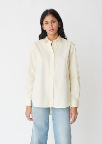 Capri Cotton Poplin Shirt