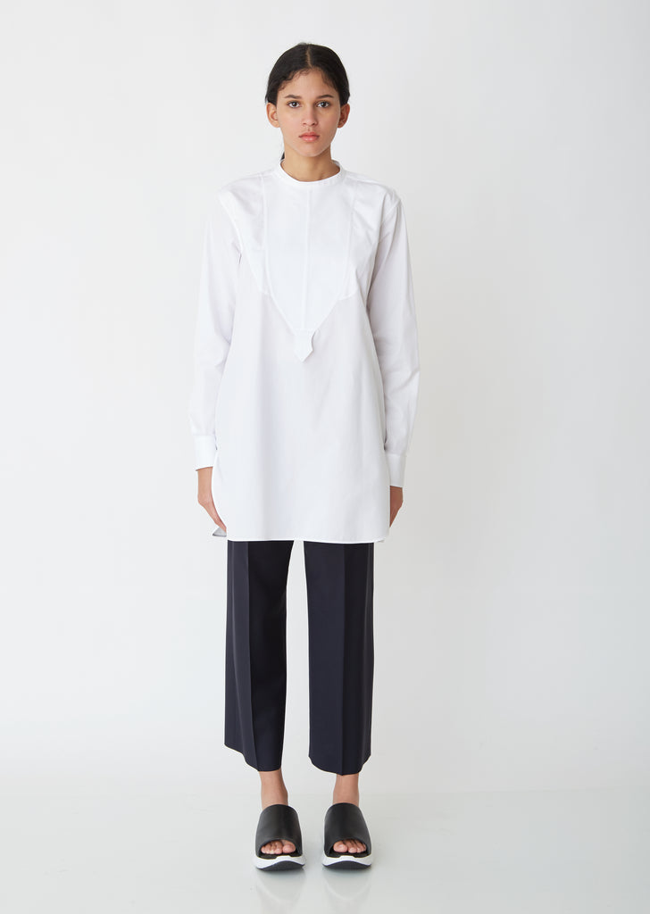 Saturday Cotton Poplin Shirt