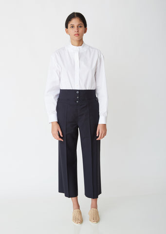 Greg Cropped Trousers