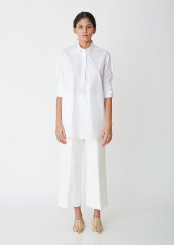 Friday Cotton Poplin Shirt