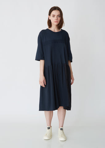 Patckwork Urake Dress