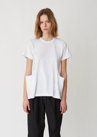 Cotton Jersey T–Shirt
