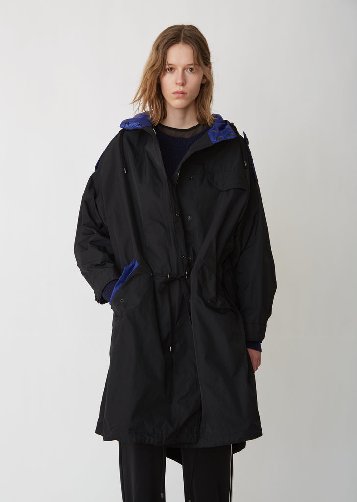 Duano Hooded Parka