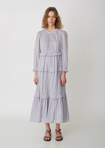 Aboni Cotton Voile Dress