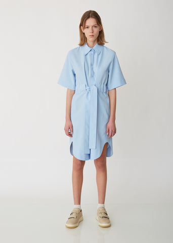 Della Shirt Dress
