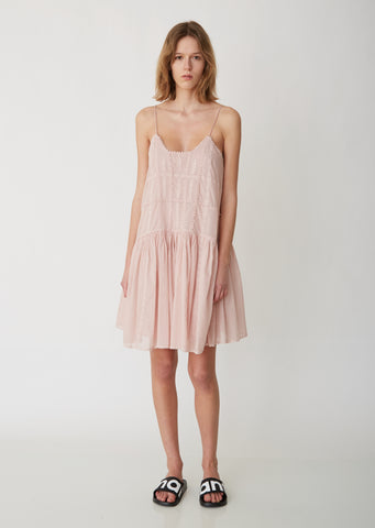 Amelie Cotton Voile Slip Dress