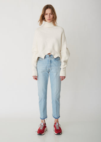 Judy Cropped Jeans