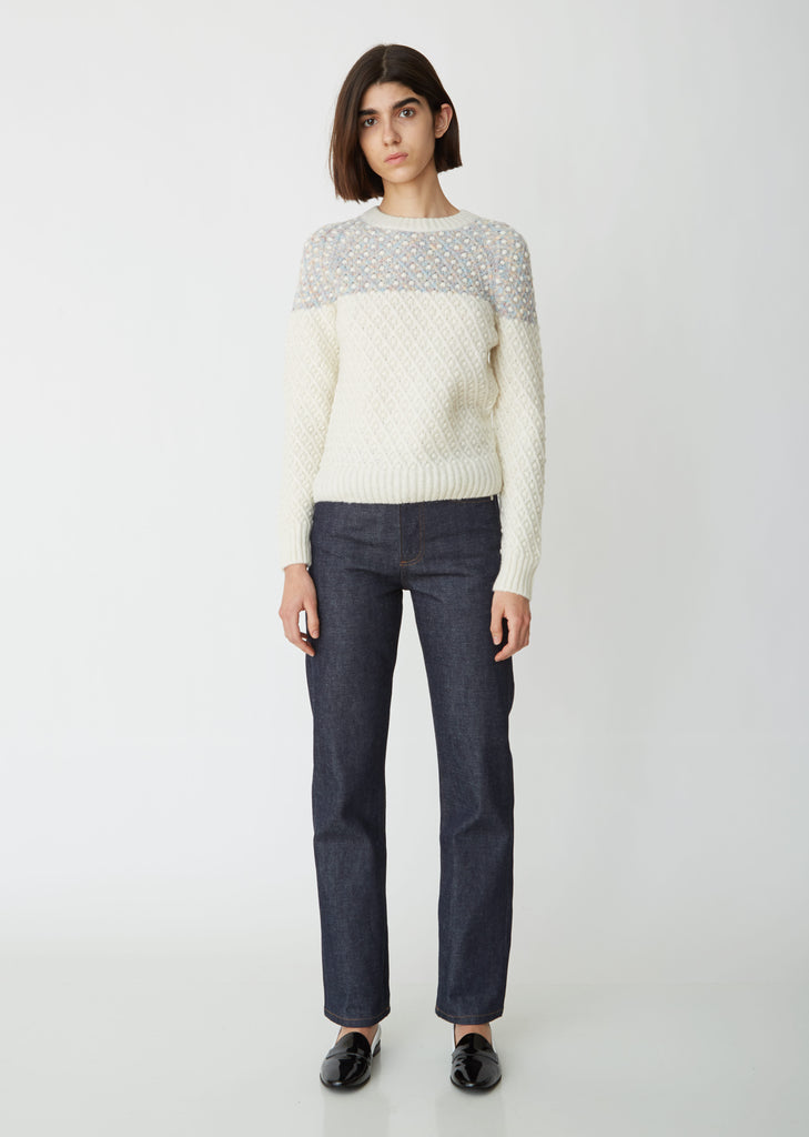 Laina Wool Alpaca Sweater