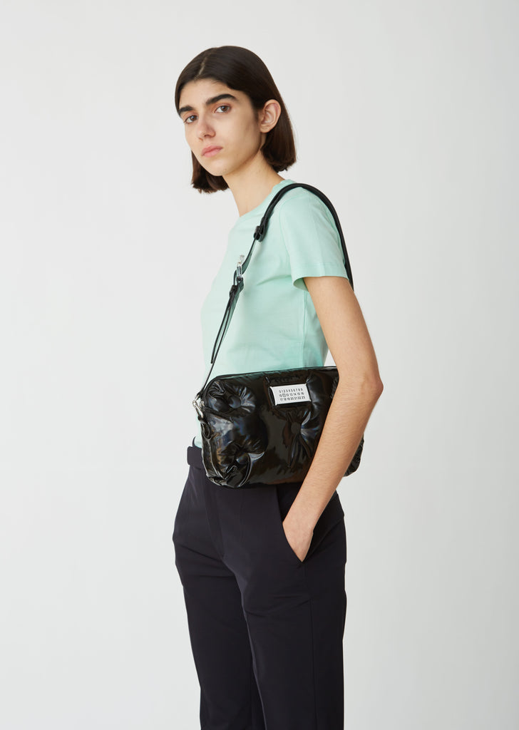 Reflective Glam Slam Shoulder Bag