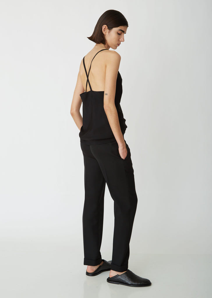 Classic Virgin Wool Trousers