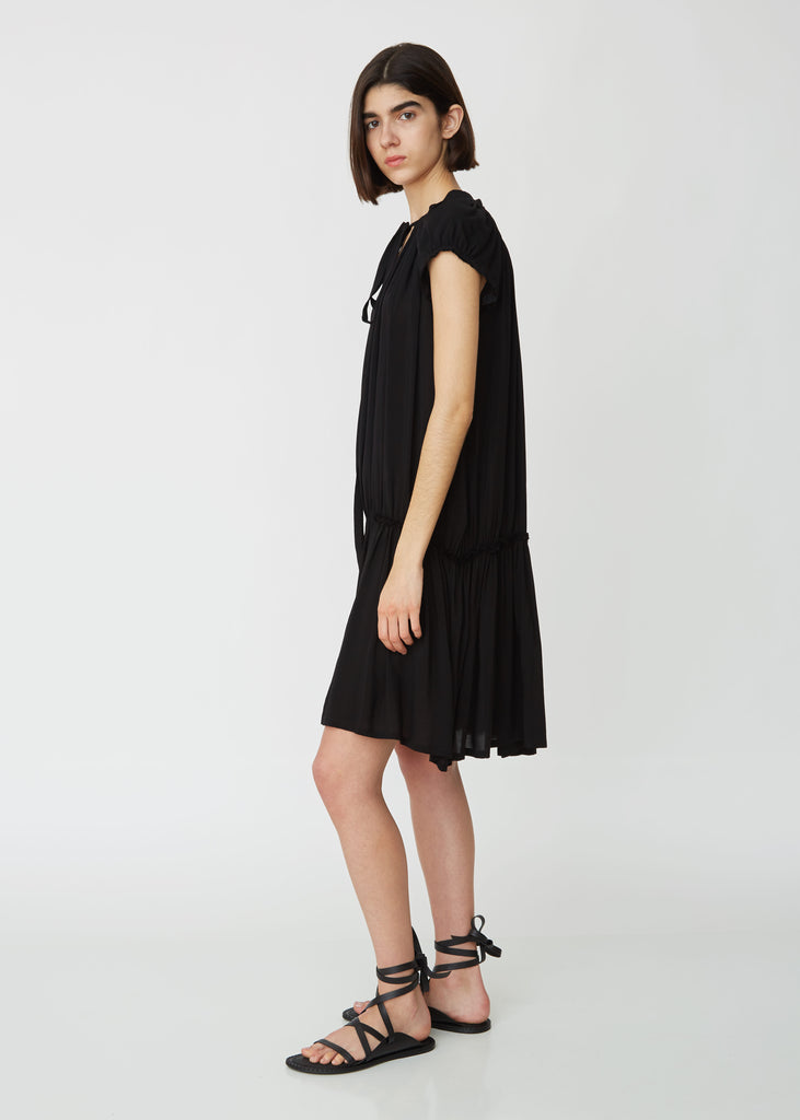 Ewing Pleated Dress