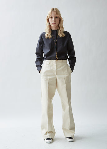 Grover Cotton Trousers
