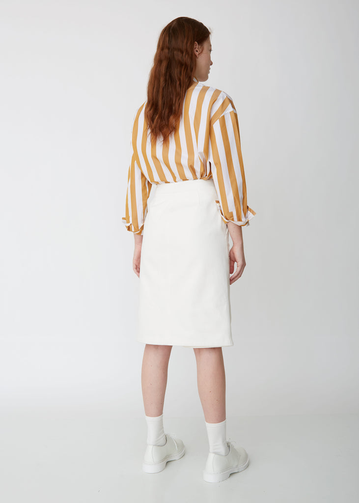 Panta Cotton Skirt