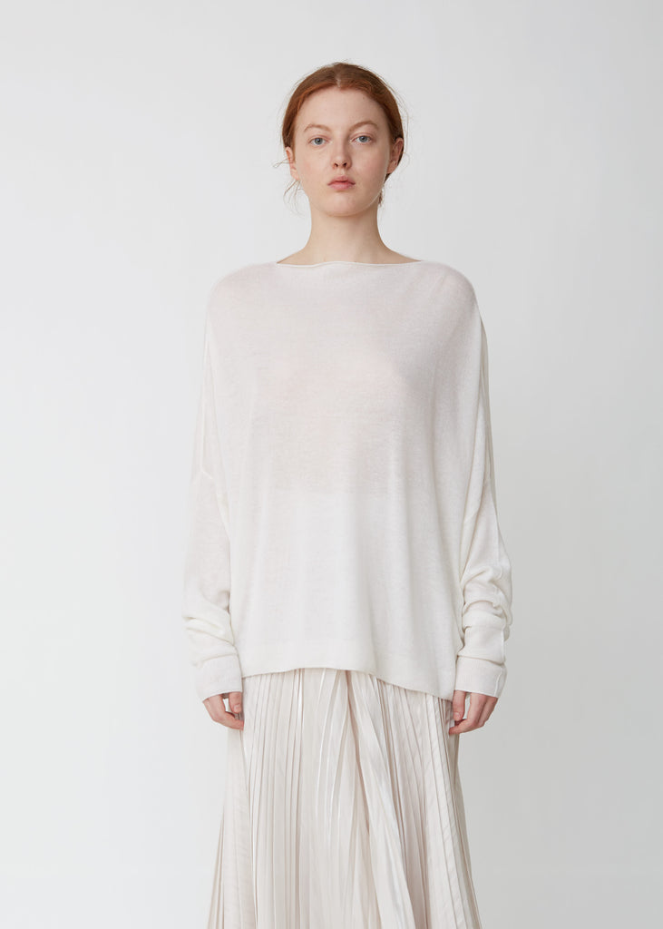 Najad Cashmere Silk Sweater