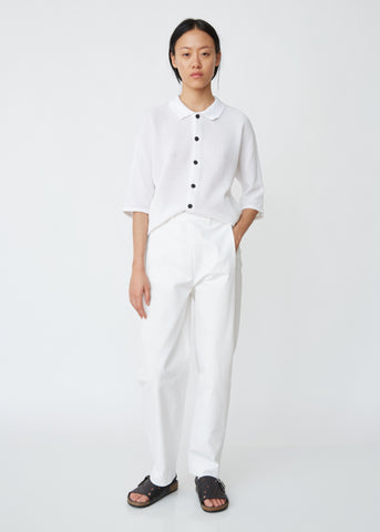 Visible Cotton Trousers