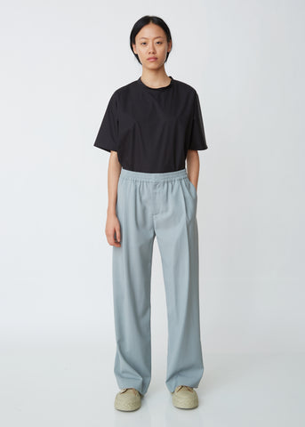 Obstruction Light Wool Trousers