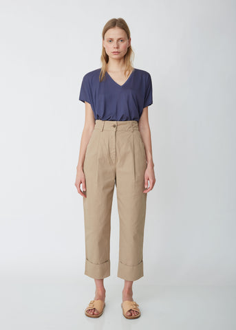 Phaedra Dyed Chino Trousers