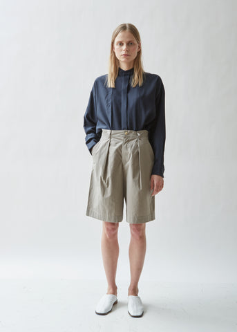 Bangkok Cotton Poplin Shorts