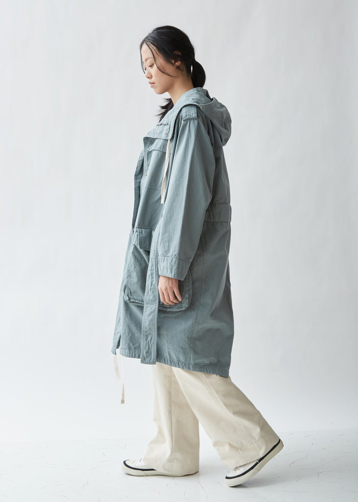 Oline Hooded Coat