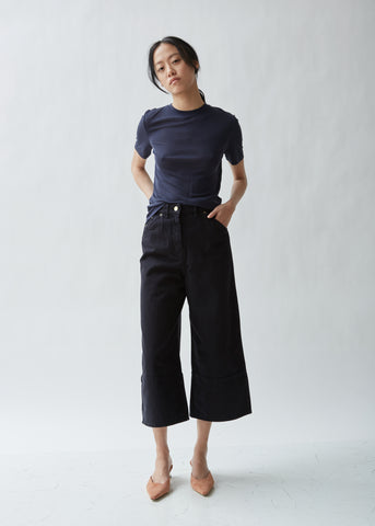 Le Pantalon Prago Court Cropped Pants