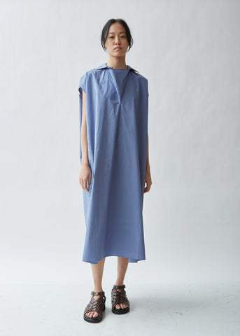 Direct Cotton Poplin Dress