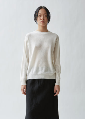 Mayleen Cashmere Knit Sweater