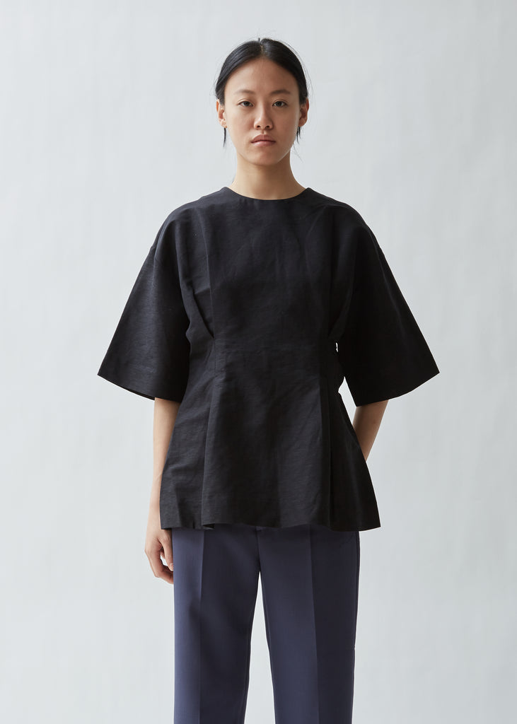 Loano Cotton Linen Top
