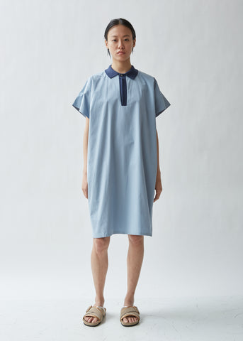 Mystic Polo Poplin Dress