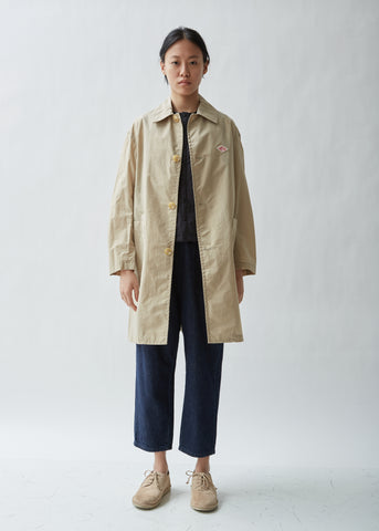 Tussah Workwear Trench Coat