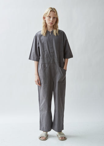 All In One Cotton Jumpsuit