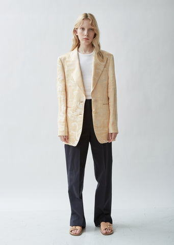 Joelle Fluid Suit Jacket