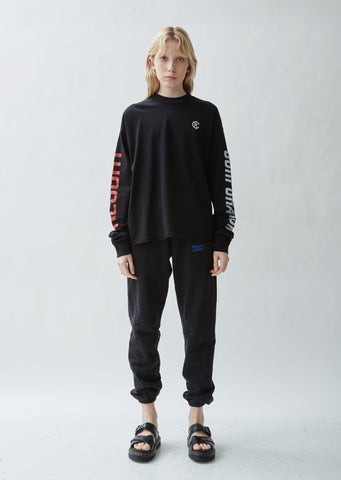 Logo Cotton Sweatpants