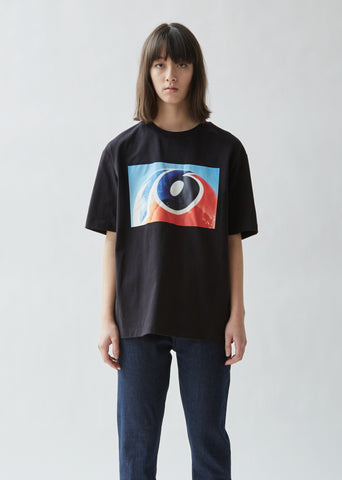 Cotton Environmental Communications Graphic Tee