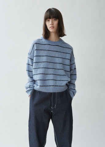 Kassidy Striped Sweater