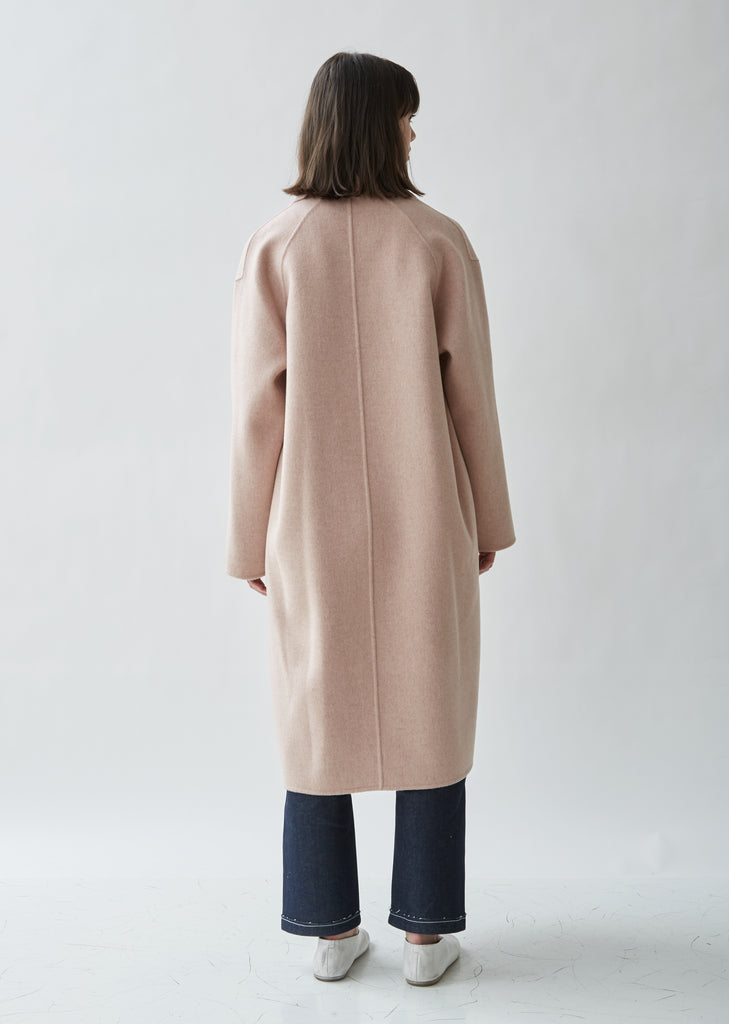 Odethe Wool Cashmere Coat