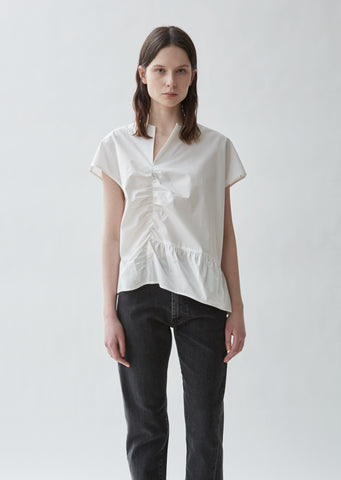 Orbetello Poplin Top